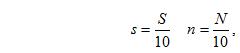 Формула количественной оценки интравертности и экстравертности
