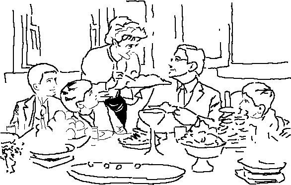 Насколько важно в семье и браке, чтобы жена умела готовить пищу. Культура питания. Сергей Недоруб.