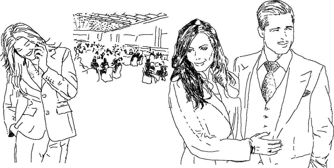 Коммуникабельность будущей жены нужно учитывать при принятии решения жениться. Сергей Недоруб.
